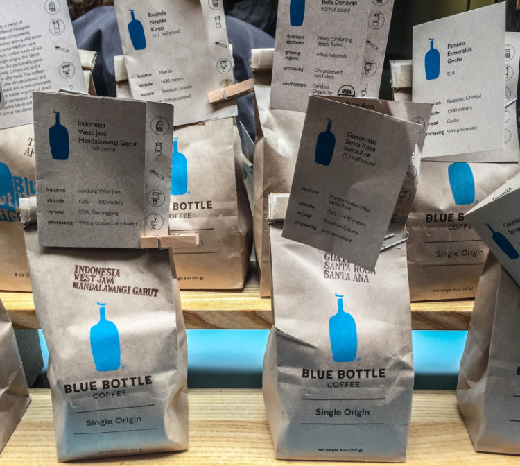 Blue Bottle SF