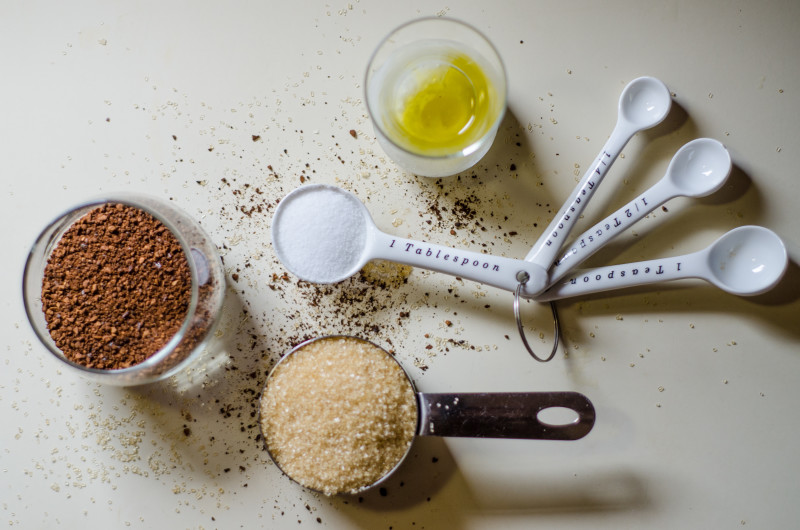 Coffee & Coconut Oil Body Scrub