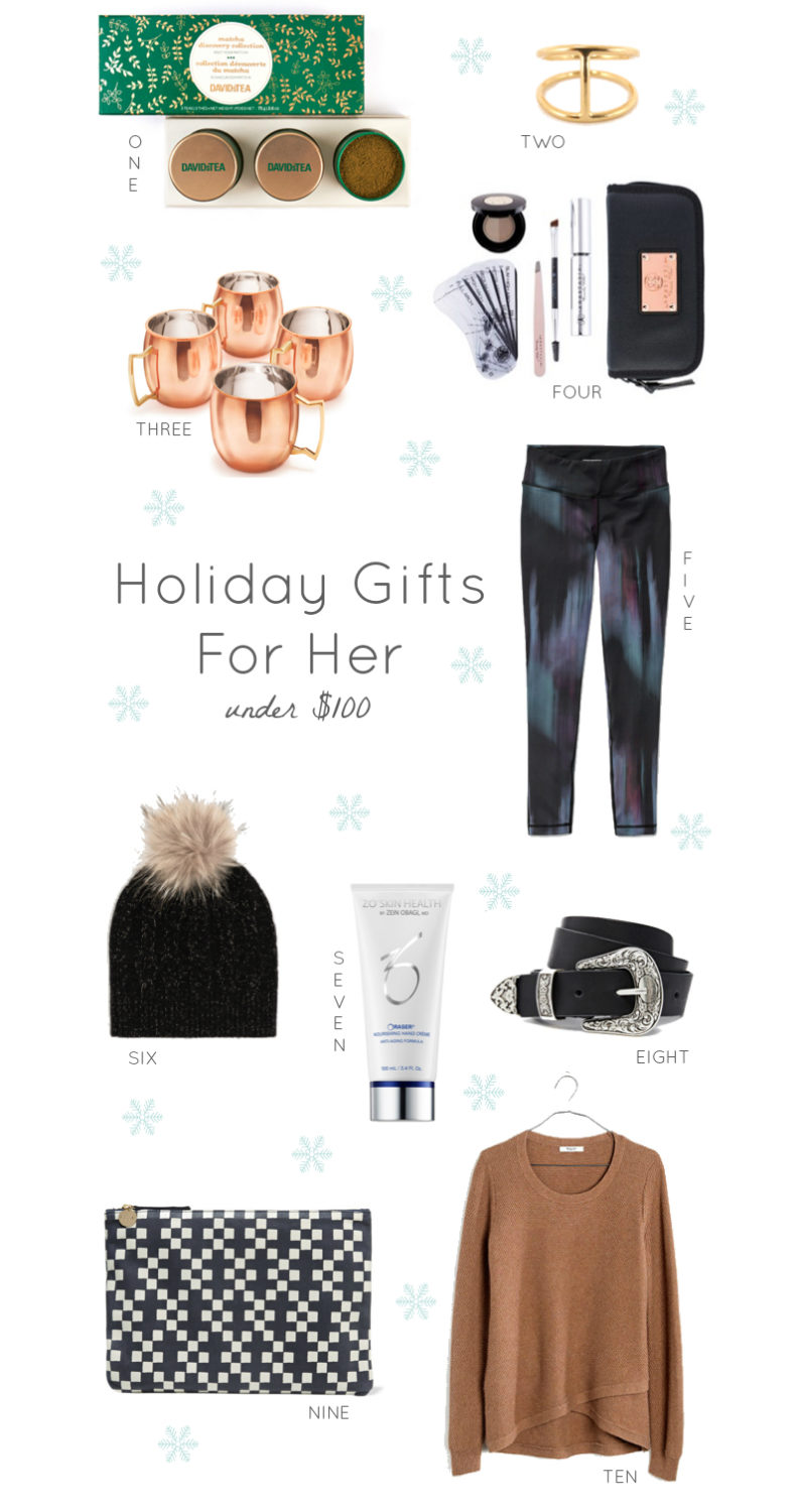 Holiday Gift Guide For Her2