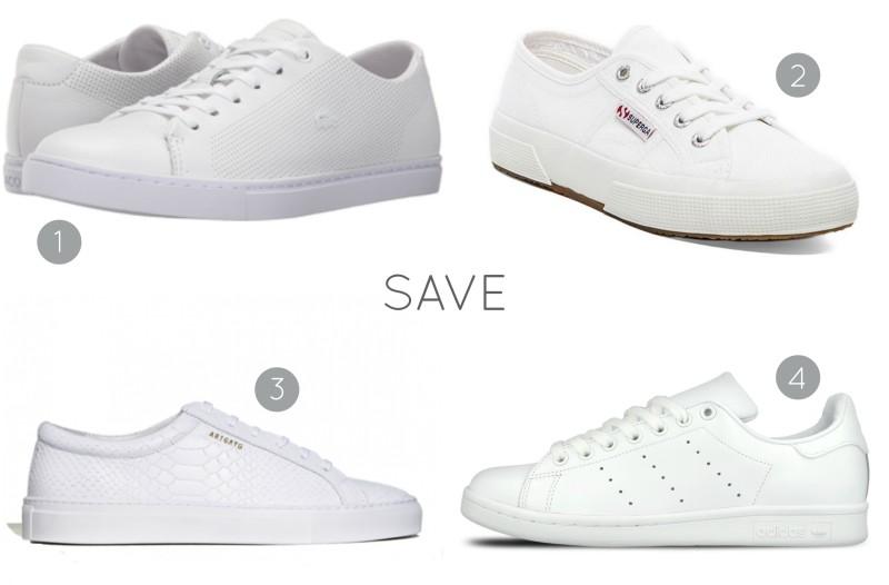 White Sneaker Shop