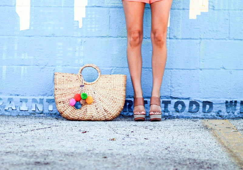 Finding the Perfect Straw Beach Bag