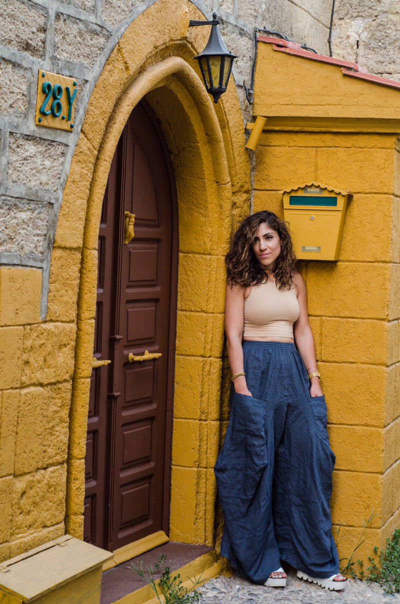 Exploring Rhodes Greece