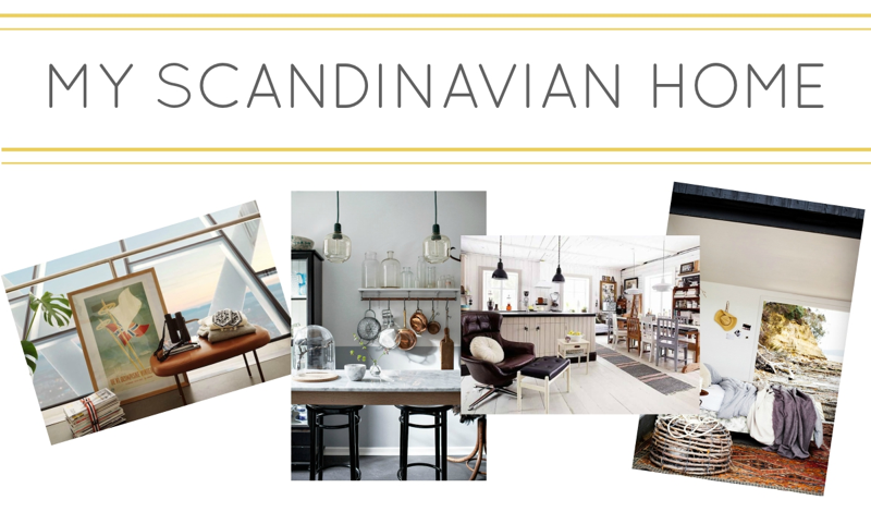 Design Blogs: My Scandinavian Home
