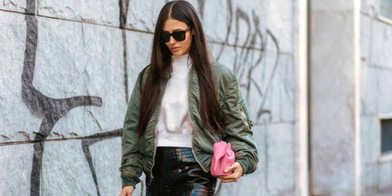Trend Shop: The Bomber Jacket