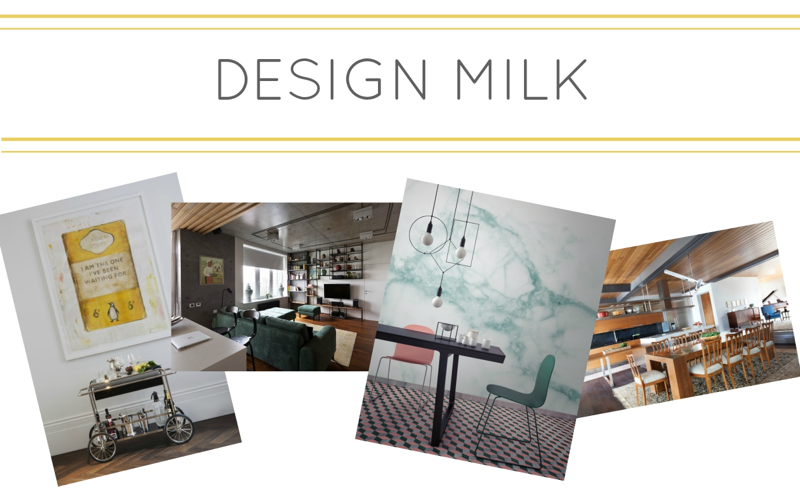 Design Blogs: Design Milk