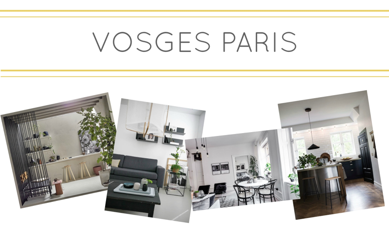 Design Blogs: Vosges Paris