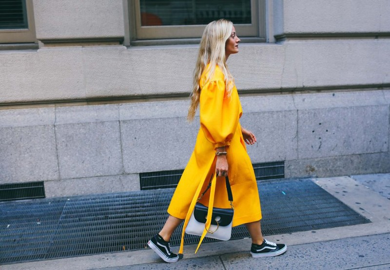 Fashion Month Street Style