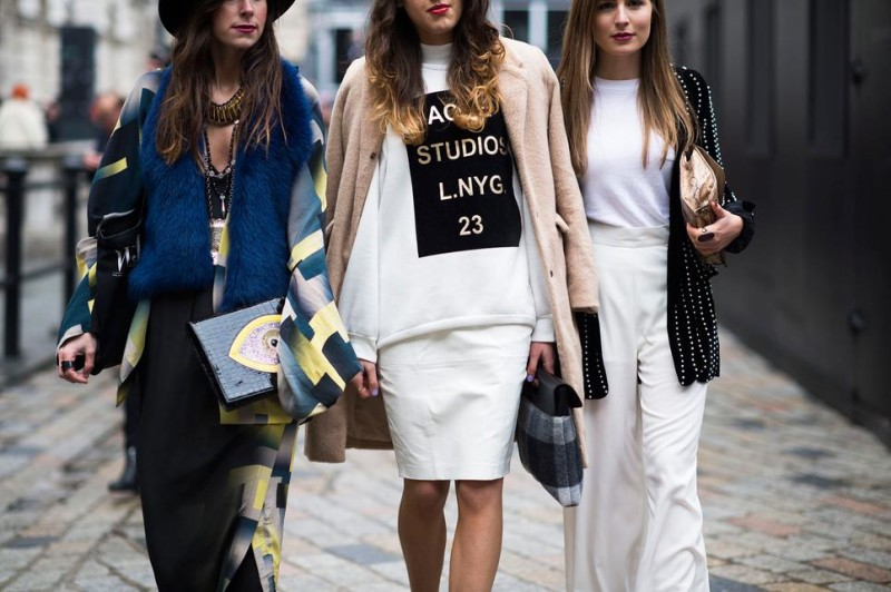 Fashion Month: Street Style Looks