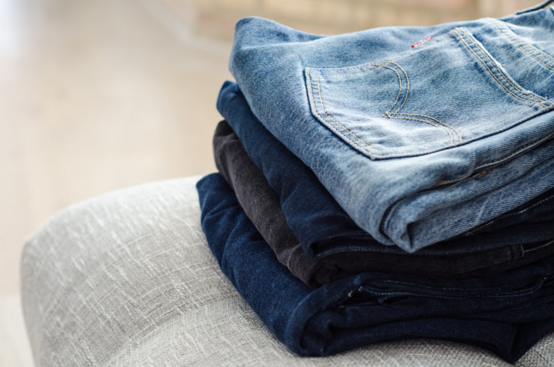 how to make jeans last
