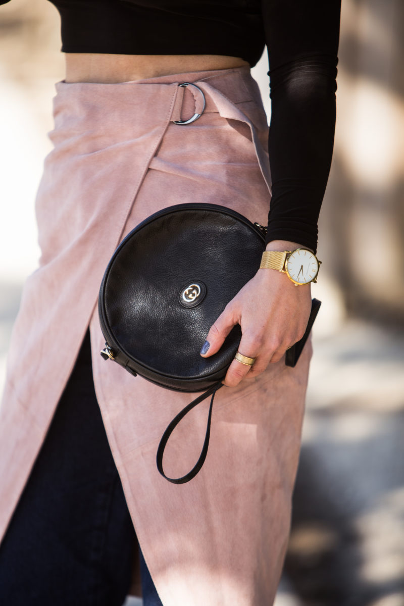 round bag crossbody