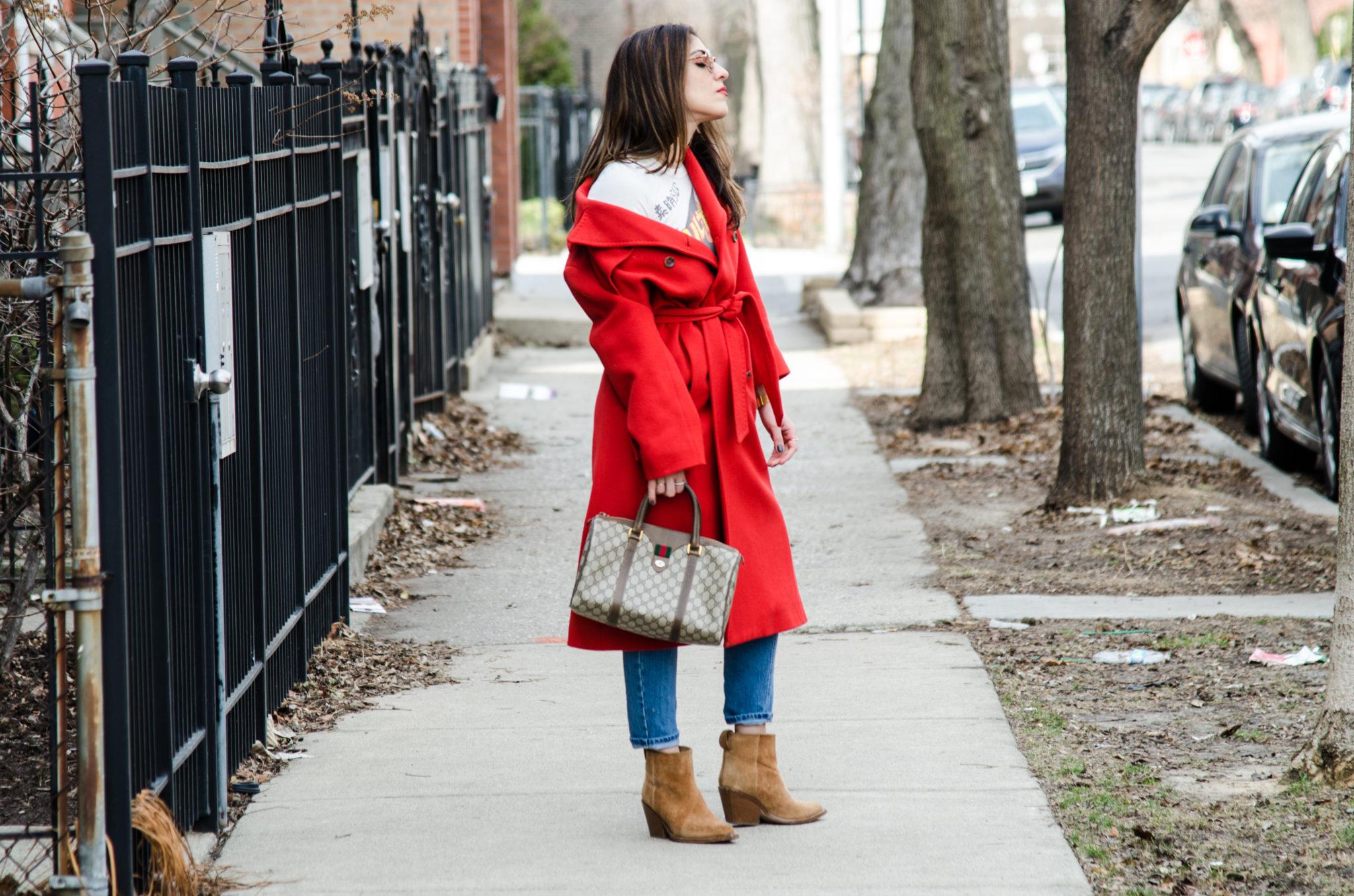 womens overcoat