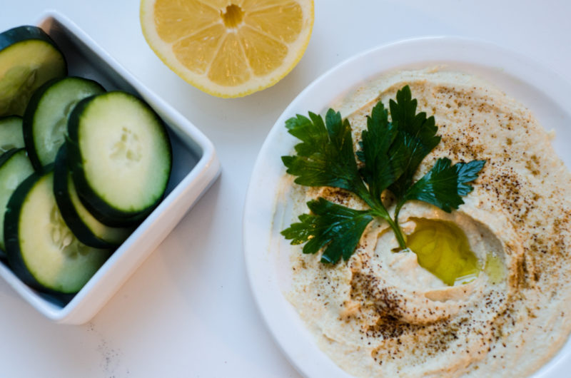 Mom's Homemade Hummus Recipe