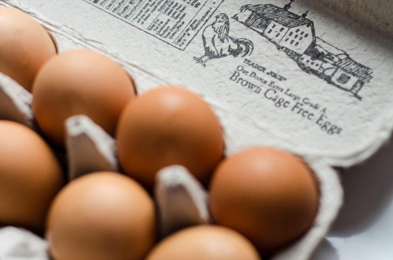 Trader Joe's Eggs