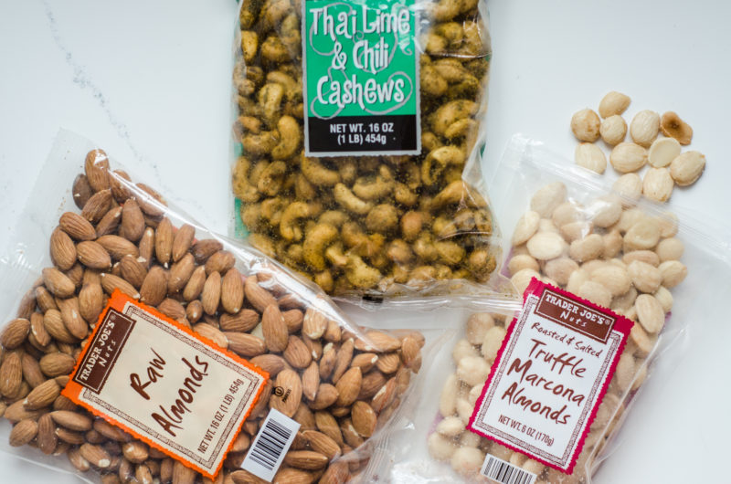 Trader Joe's Thai Chili Lime Cashews