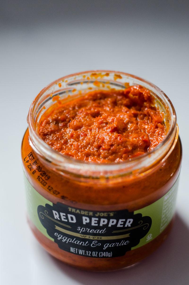 Trader Joe's Red Pepper Paste