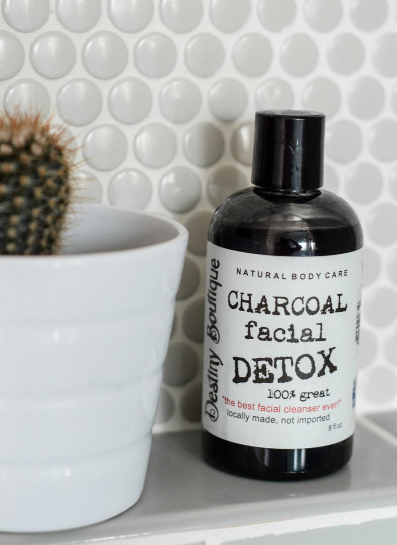 Activated Charcoal beauty benefits