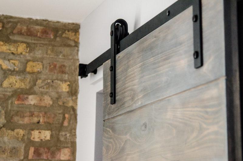 Modern Barn Door Hardware