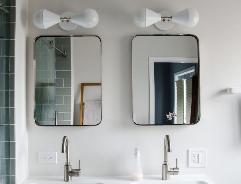 Restoration Hardware Bristol Mirrors