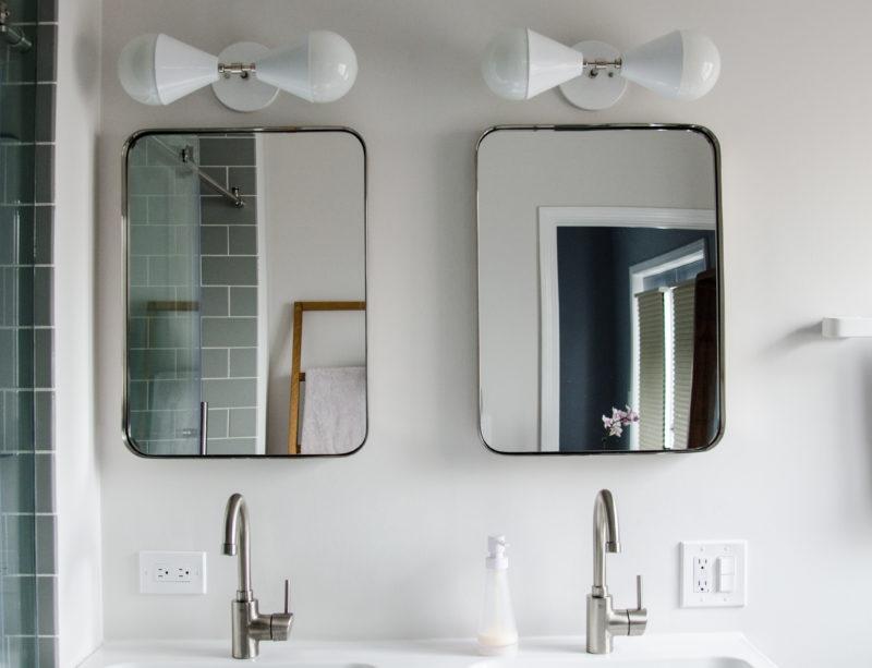 Restoration Hardware Bristol Mirrors
