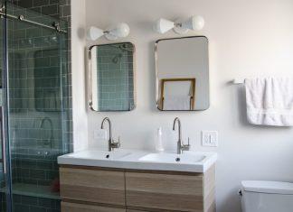 Modern Minimalist Bathroom Remodel