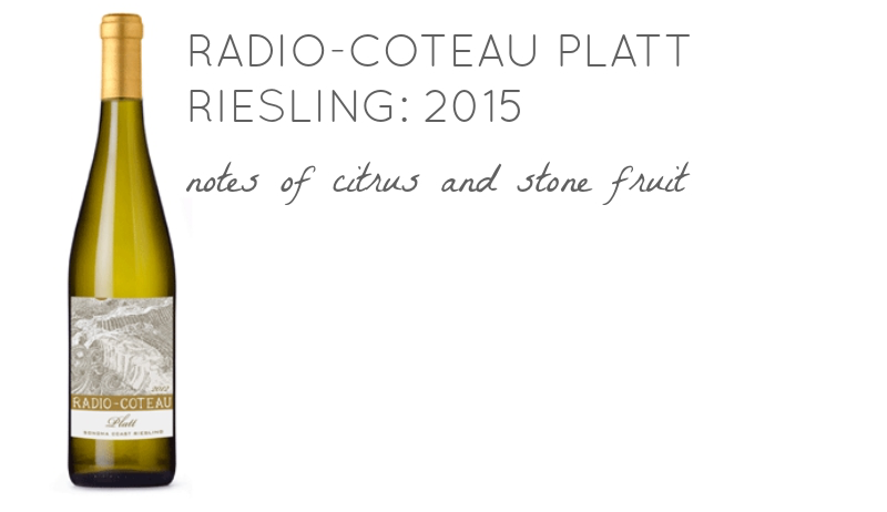 Radio Conteau Reisling