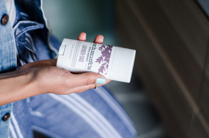The Best Natural Deodorant