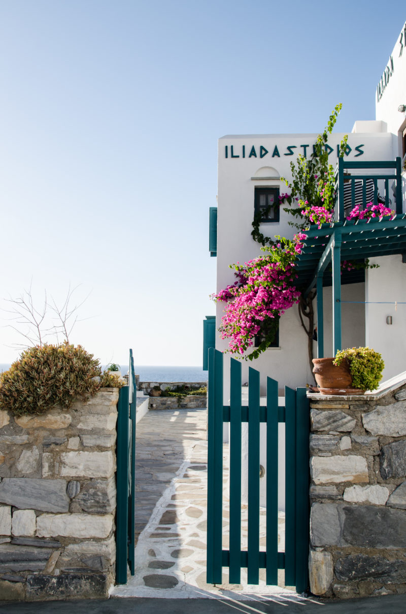 Naxos Town, Naxos Greece