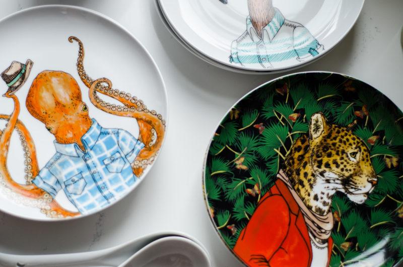 The Cutest Seasonal Plates