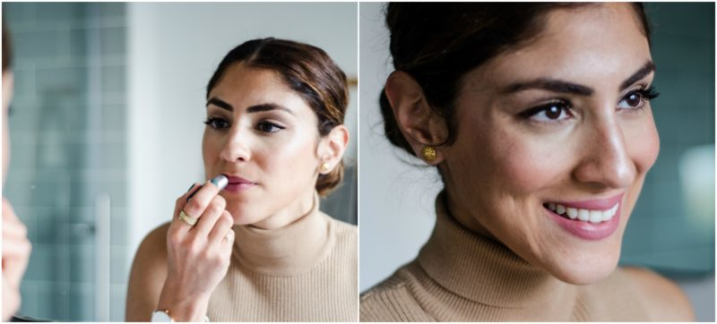 Mac Faux Lipstick Tips