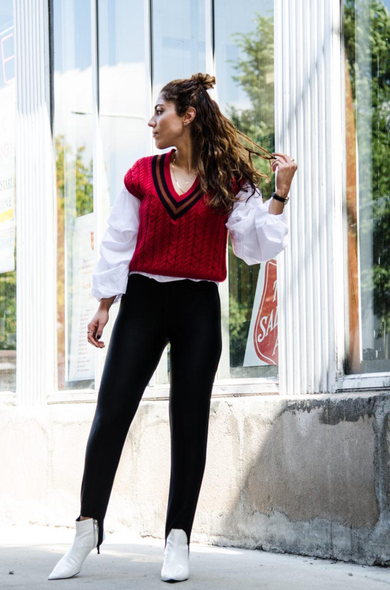 Fall Sweater Trend