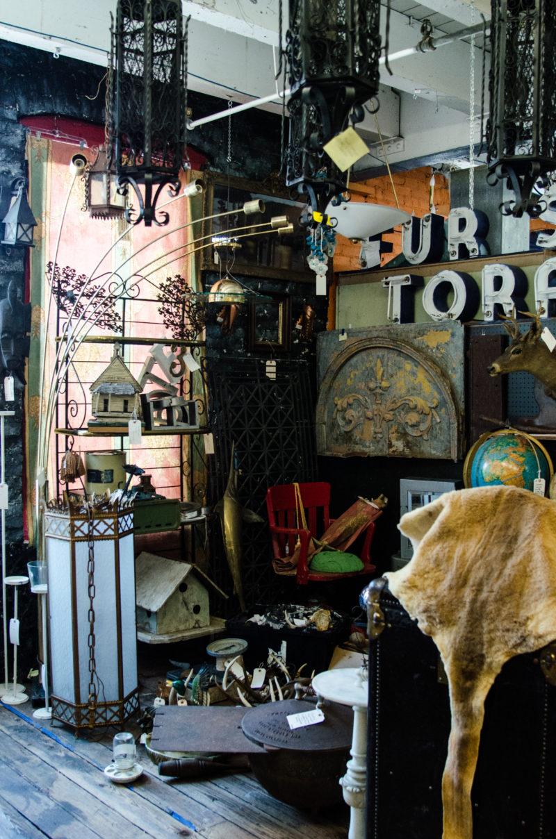 River Market Antiques KC