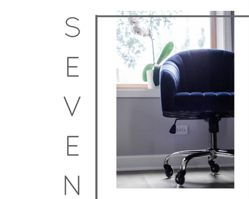 Rubber Office Chair Wheels