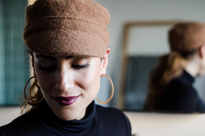 The Beauty Trend I'm Loving: Metallic Lipstick