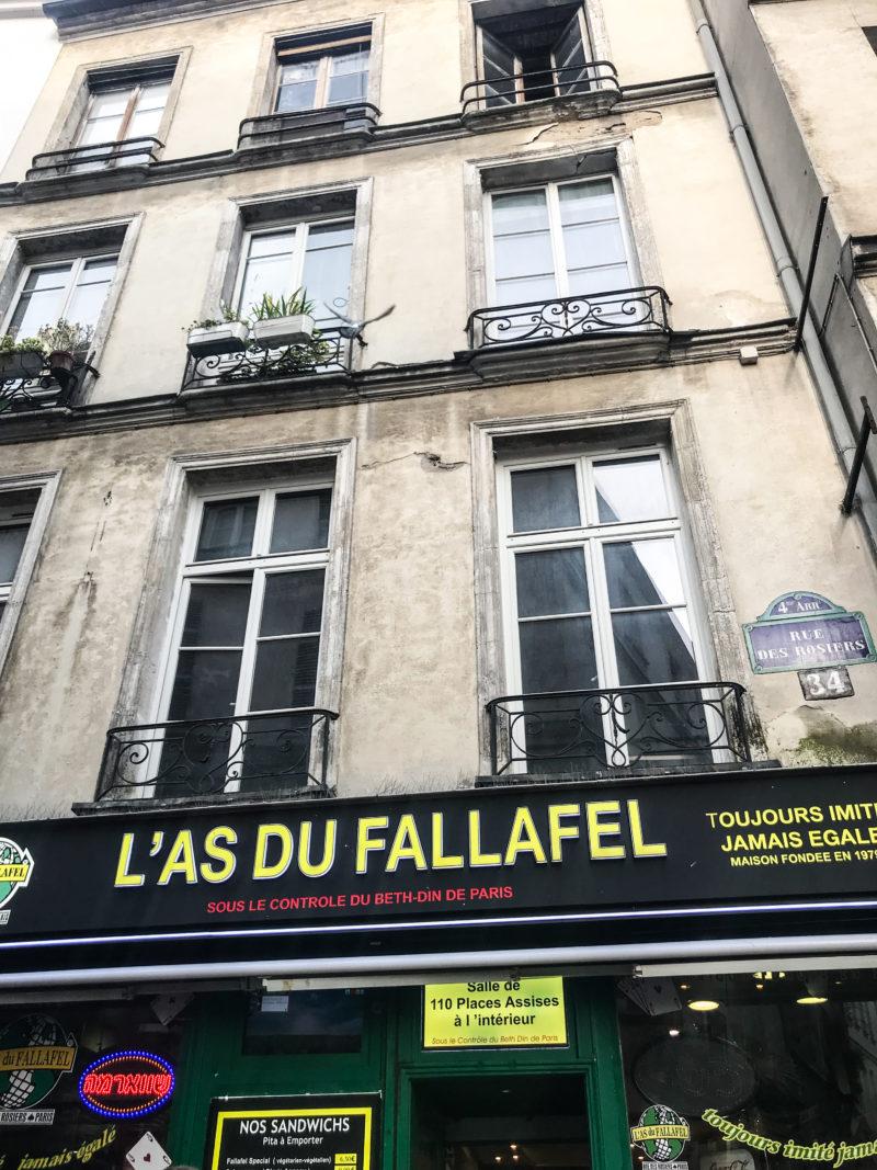 Best Fallafel in Paris