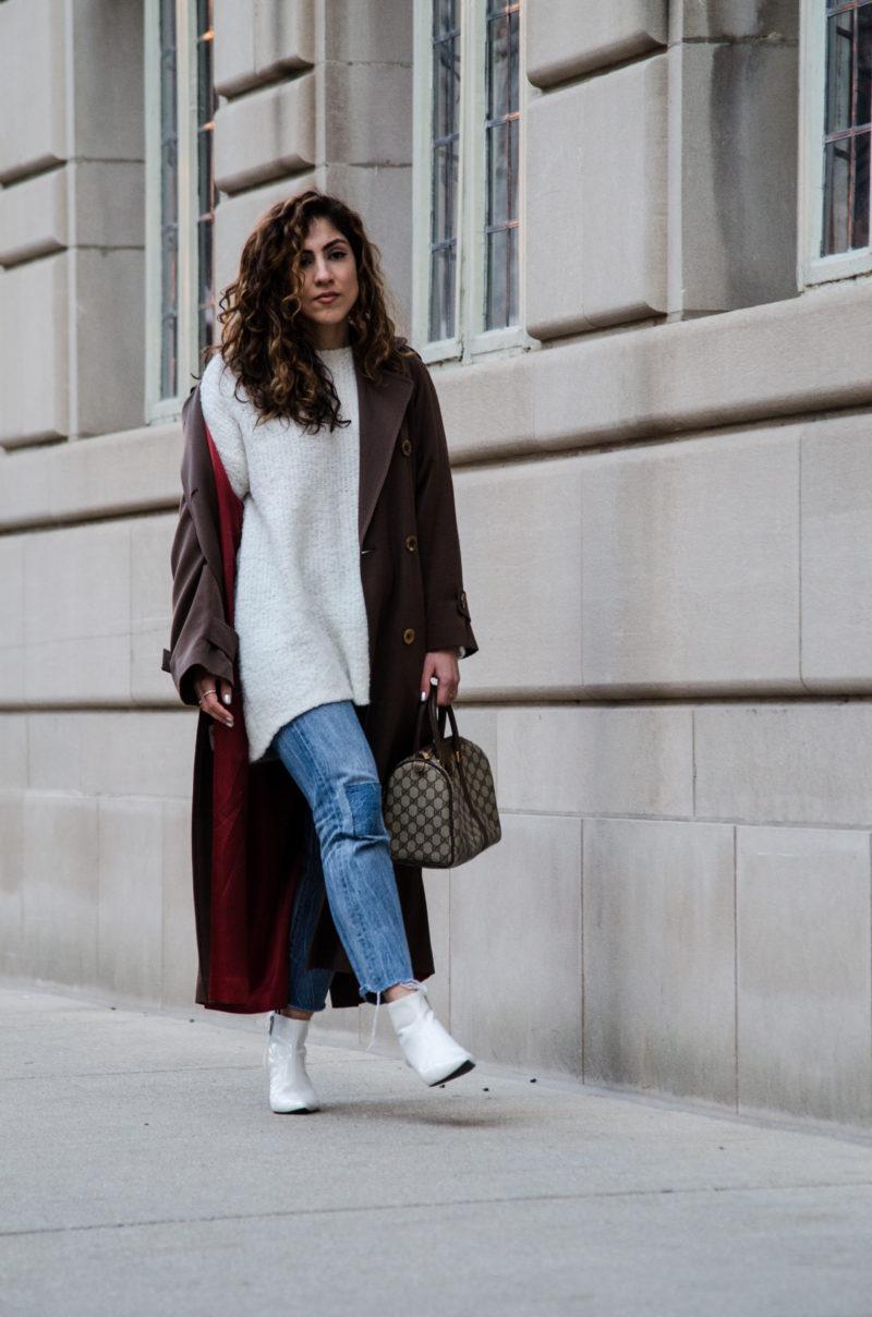 winter coat trend
