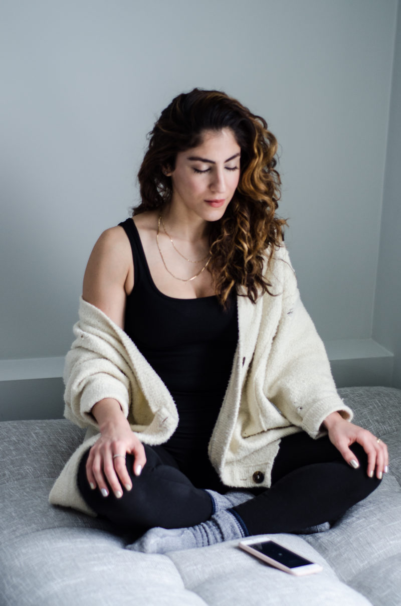 what happened when I meditated
