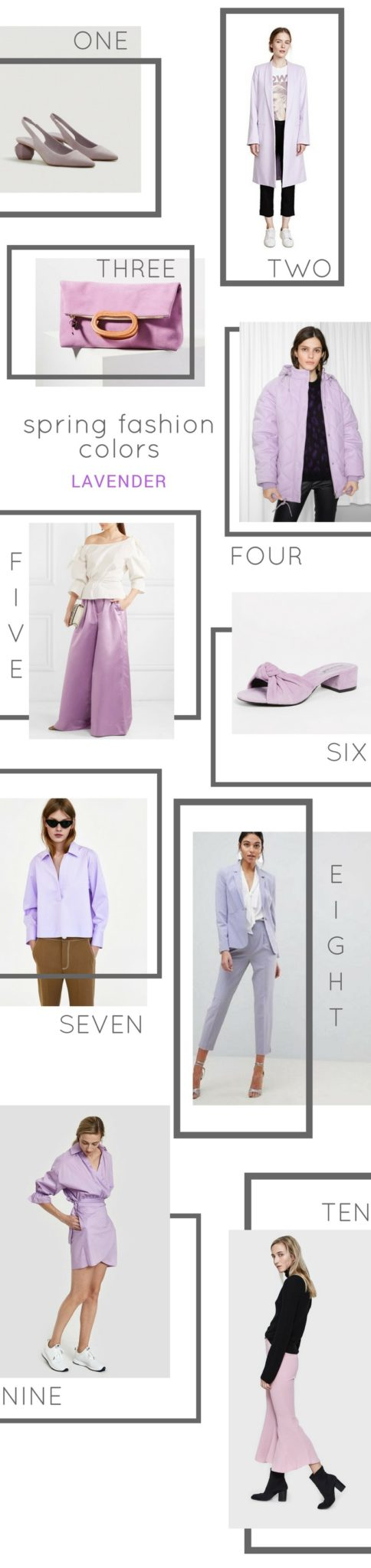 2018 spring fashion colors